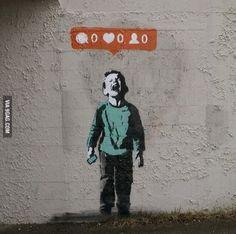 Bansky instagram