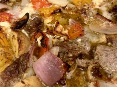 Parchment Paper Baking, Lamb Meatballs, Lamb Chops, Tzatziki, Roasting Pan, How To Dry Oregano, Thanksgiving Ideas, Feta