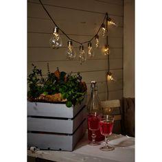 Glow lysslynge solar, transparent – Star Trading – Kjøp møbler online på Room21.no