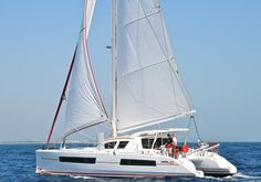 Catana 47 Carbon Infusion. 4+2 Cabins, 8+2 Berths. Available for charter in Turkey, France, Antigua and Barbuda, French Polynesia, New Caledonia and Saint Martin
