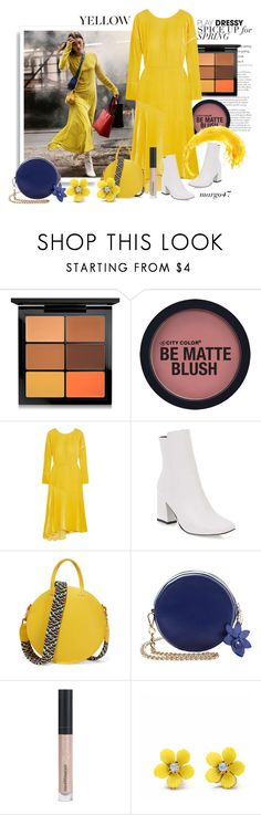 """ta albo tamta"" by margo47 ❤ liked on Polyvore featuring MAC Cosmetics, Sebastian Professional, Cédric Charlier, Clare V., Bare Escentuals and WithChic"