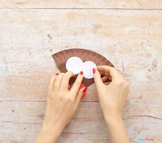 Paper Plate Reindeer Craft - Easy Peasy and Fun , Christmas Countdown Crafts, Christmas Arts And Crafts, Crafts For Kids To Make, Simple Christmas, Easy Crafts, Reindeer Craft, Lesson Planner, Easy Peasy, Paper Plates