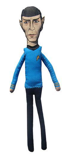 Señor Spock