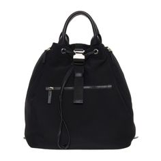 MANDARINA DUCK Zaino Backpack CAMDEM LLT04 Black
