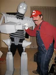 Image result for iron giant costume