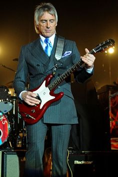 *♠Paul Weller♠* (The Style Council) **voices, choirs of the vocal line** The Style Council, Bubblegum Pop, Paul Weller, Most Stylish Men, Charming Man, Gq Magazine, Pictures Of The Week, Double Breasted Jacket, Mod Fashion