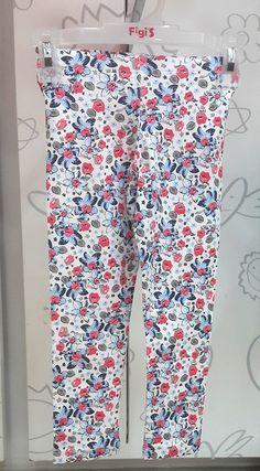 Pantalón estampado floral... Completando el outfit   Figi's