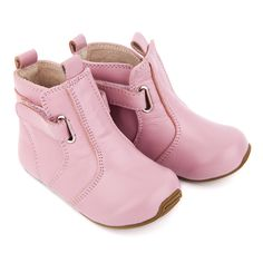 SKEANIE Kids Leather Cambridge Boots