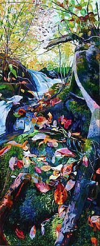 Ellen Dittebrandt, Small Falls