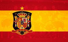 Spain soccer logo wallpaper