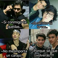 Read from the story Memes de CNCO 2 by TeamCNCOwnerss (CNCO 💫) with 756 reads. Memes Cnco, Funny Memes, Alan Walker, Bffs, Reggae, My Boys, Boy Bands, Love You, Fandoms