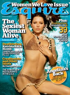 Jessica Biel: The Sexiest Woman Alive 2005
