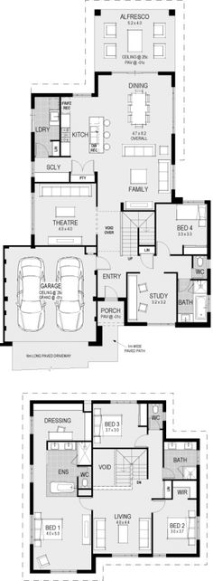 The Metropolitan floorplan $332000 for base. Has small void