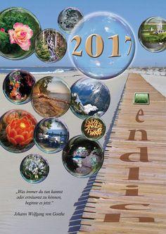 Selbstgemachtes und Kreatives: Kalenderblatt 2017