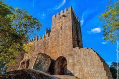 Castelo de Guimarães | Turismo en Portugal