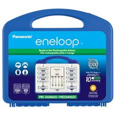 #Lowes_Canada: $33.99 or 16% Off: Lowes - Eneloop battery in clearance http://www.lavahotdeals.com/ca/cheap/lowes-eneloop-battery-clearance/85470