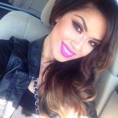 I love this lipstick
