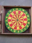 Dart Board Wood Cabinet with Double Sided Dartboard 6 darts Scoreboard Game Room - Board, CABINET, Dart, Dartboard, Darts, DOUBLE, GAME, Room, Scoreboard, SIDED, Wood