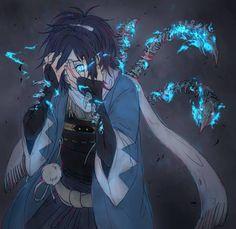 Touken Ranbu Characters, Anime Characters, Character Art, Character Design, Wolf Artwork, Japanese Cartoon, Human Art, Kawaii Anime Girl, Manga Drawing