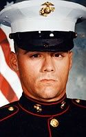 Marine Sgt. Michael W. Finke Jr. Died January 26, 2005 Serving During Operation Iraqi Freedom 28, of Huron, Ohio; assigned to 1st Battalion, 3rd Marine Regiment, 3rd Marine Division, III Marine Expeditionary Force, Marine Corps Base Hawaii; killed Jan. 26 when the CH-53E helicopter in which he was riding crashed near Rutbah, Iraq.