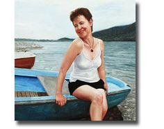 Ölgemälde nach Foto |Gemälde vom Foto | Portrait vom Foto | Auftragsmaler | www.paintify.de