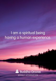 Affirmation of the Week: Spirituality
