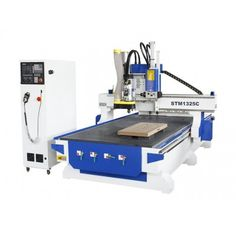 Syntec Control Linear ATC CNC wood router and CNC wood carving machine Best Wood Router, Cnc Wood Router, Woodworking Jointer, Woodworking Workbench, Custom Woodworking, Router Tool, Workbench Plans, Woodworking Books, Woodworking Classes