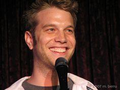 Anthony Jeselnik- my fave comedian ;