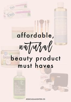As a college student, splurging on natural beauty products is out of the question. Over the past few months I've been trying to switch out my makeup and skin products for chemical-free versions, and with a bit of research I learned that you don't have to drop hundreds of dollars to have a natural skincare… Read More