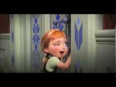 ▶ hazme un muñeco de nieve ''Frozen'' Español España Audio HD - YouTube