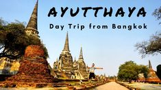 If you're planning on coming to Thailand or you are already here then planning an Ayutthaya Day Trip is something you should definitely consider! Ayutthaya is an amazing place, I like to call it the Ankor Wat of Thailand and considering I've been to Ankor Wat and consider Ayutthaya just as cool if not better than the temples in Cambodia says a lot.  I took my Ayutthaya day trip with my Thai friend Ariya and International model friend Vin, leaving at 9am from Samut Prakan the trip took us…