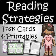Reading Resources, Reading Strategies, Reading Skills, Reading Comprehension, Teacher Resources, Teaching Ideas, Classroom Resources, Reading Books, Classroom Decor