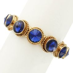 Mia Bracelet in Blue  at Joss and Main