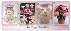 * So Lovely Sweet Tables  *