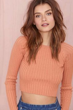 Knitz by For Love and Lemons Back To Basics Sweater