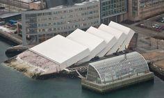 Polaria center by JAF arkitektkontor