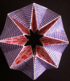 Origami Kaleidoscope