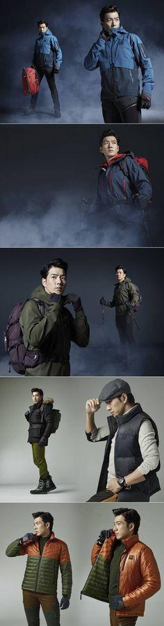"Song Il Kook Looks Like a Superhero in ""FILA OUTDOOR"" Photoshoot | Koogle TV"