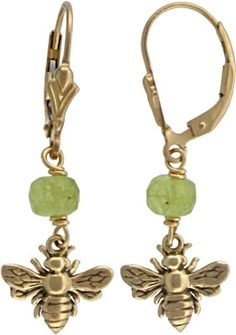 Find Bronze Honey Bee Charms, insect charms, feather charms, and flower charms at Nina Designs®. Shop now!