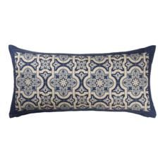 GAVIN RAJAH LISBON SCATTER 30x60cm SHOP ONLINE Seaside Getaway, Scatter Cushions, Lisbon, Perfect Fit, Portugal, Shop, Blue, Accessories, Collection