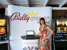 Als Fachberaterin für Management und Sicherheit präsentiert Olivia Weißgerber nun schon seit 2014 die Produkte von Bally Wulff und auch bei der Gastro Exklusive Tour stand sie den zahlreichen interessierten Kunden mit Rat und Tat zur Seite.
