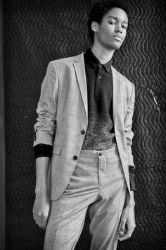Caleb Elijah   IMG Models New York 2017, Img Models, Blazer, Jackets, Men, Fashion, Down Jackets, Moda, La Mode