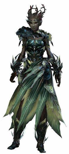 File:Dryad armor light sylvari female front.jpg