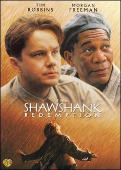 The Shawshank Redemption (1994) 2hr-22min. - Two imprisoned men bond over a number of years, finding solace and eventual redemption through acts of common decency.