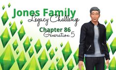 Keeping up with the Joneses #86