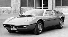 Maserati Bora 4.7  1971-1978