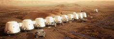 #MarsOne un viaje a marte de ida sin regreso