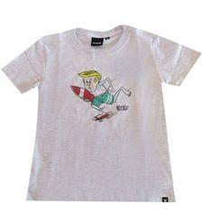 aa5056736b357 Camiseta Infantil Silk Surfs Up Hurley » Camiseta infantil