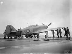 British Aircraft Carrier, Royal Navy Aircraft Carriers, Hawker Hurricane, Experimental Aircraft, Commercial Aircraft, Fighter Jets, Military, Tally Ho, Airplane