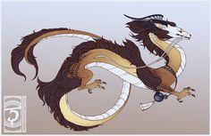 Dragonpunk15 Adoptable by Shinerai.deviantart.com on @deviantART